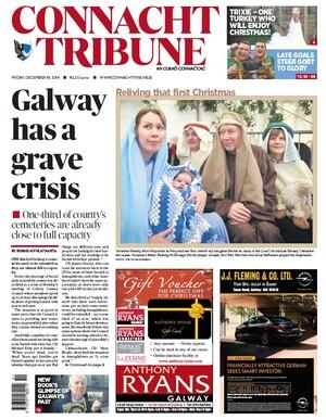Connacht Tribune Dec 18