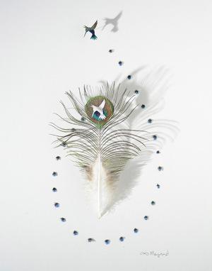 Hummingbird-Peacock