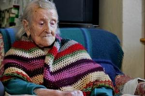 115 years old - Emma Morano-Martinuzzi (b. November 29, 1899), Italian