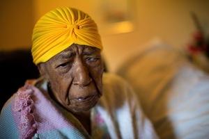 115 years old - Susannah Mushatt-Jones (b, July 6 1899), American