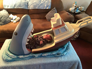 A-baby-bed-inspired-by-the-film-Jaws