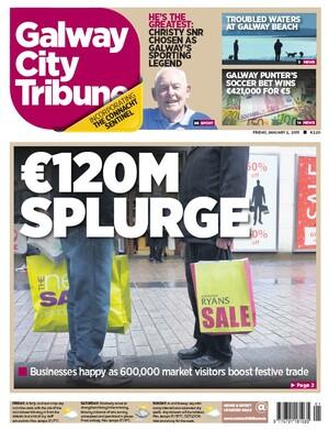 Galway City Tribune Jan 2