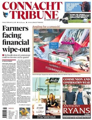 Connacht Tribune Feb 19