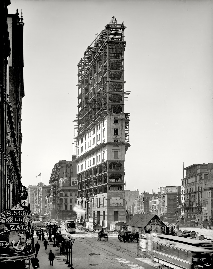 NY Times building 1903