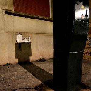 small_snoopy_parking_meter_shadow