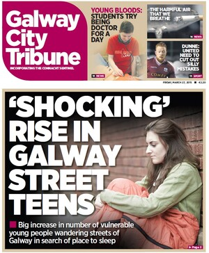 Galway City Tribune March 27