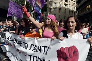 GREECE-FINANCE-ECONOMY-JOBS-PROTEST