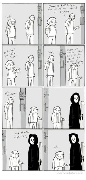 comicsighing