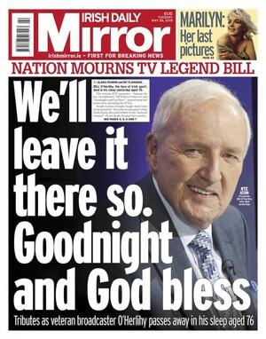 Copy of Irish Daily Mirror DMEEIR A1 26-5-2015