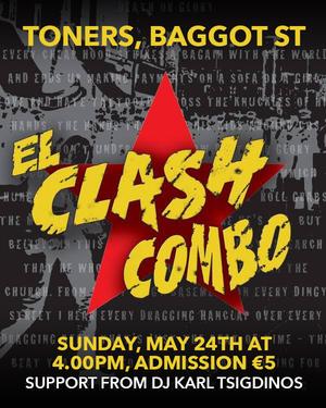 El Clash Combo Toners May 24