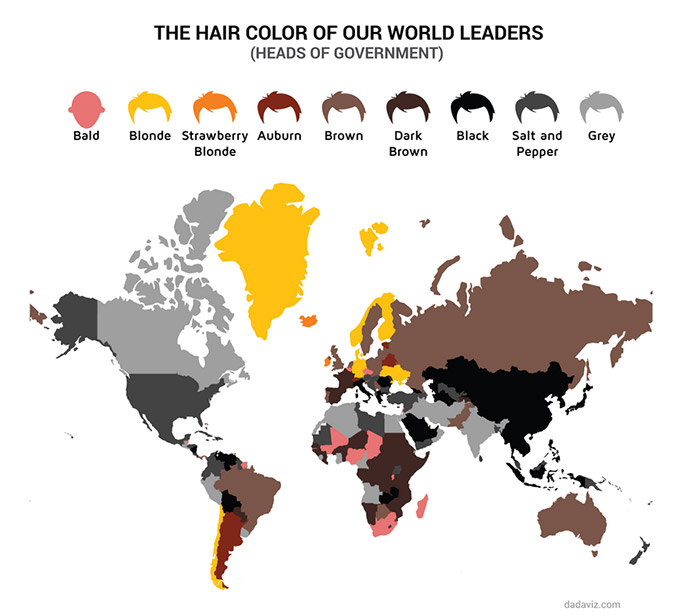 The-Hair-Colors-of-National-Leaders