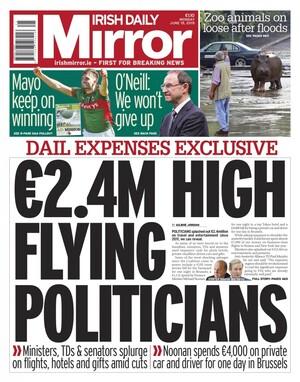 Copy of Irish Daily Mirror DMEEIR A1 15-6-2015