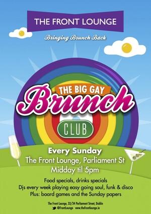 Gay Brunch Poster(1)