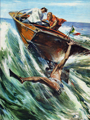 boating accident 1959
