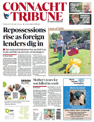 Connacht Tribune July 9