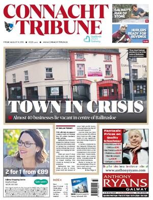 Connacht Tribune Aug 13