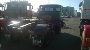 Leyland Beaver Rear