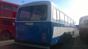 Leyland Leopard Ulsterbus rear