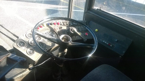 Onboard Dublin Bus