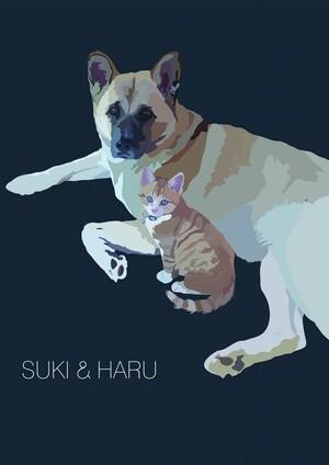 Suki & Haru