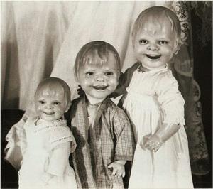 Scary Vintage Dolls (1)