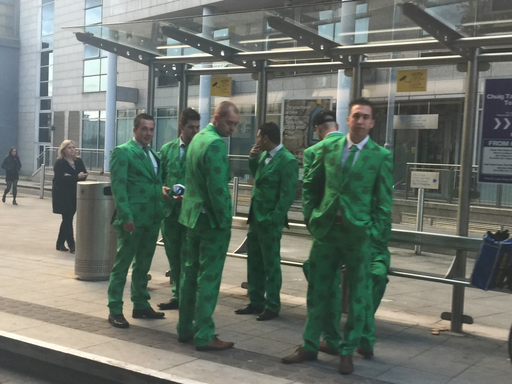 greensuits