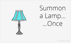 power-lamp
