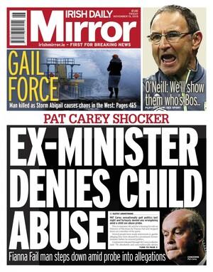 Copy of Irish Daily Mirror DMEEIR A1 13-11-2015