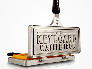 Keyboard-Waffle-Iron-Logo