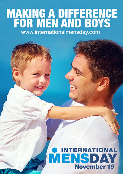 international men's day - 504×713