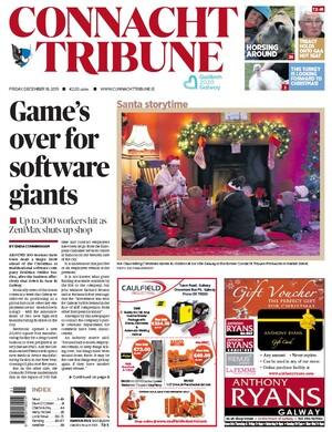 Connacht Tribune Dec 17
