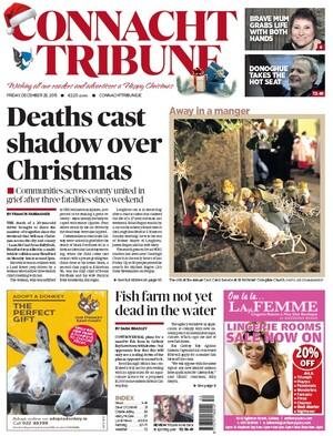 Connacht Tribune Dec 24