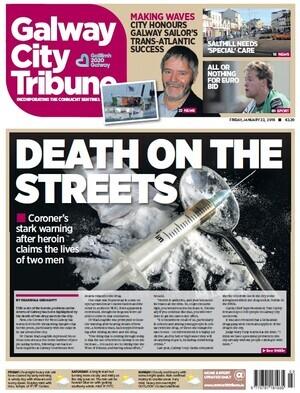 Galway City Tribune Jan 22