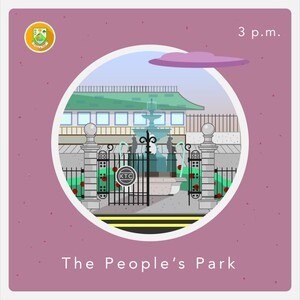 The peoples park