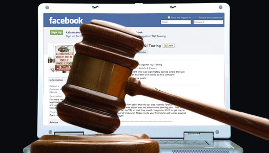 Facebook-Defamation