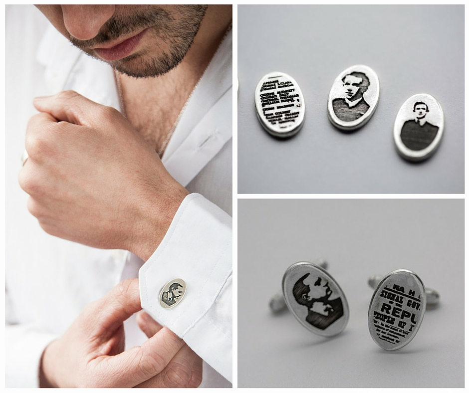 Men's Grace 1916 Cufflinks(1)