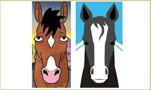 bojack:horseshow