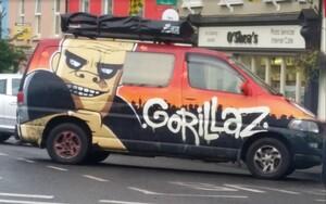 gorrillaz