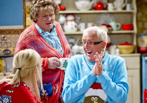 Mrs Brown's Boys XMAS SPECIAL Photographs by Alan Peebles