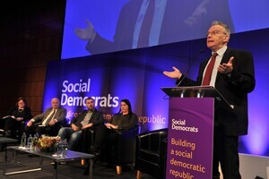 Social Democrats Conference 2016. Pic SHARPPIX