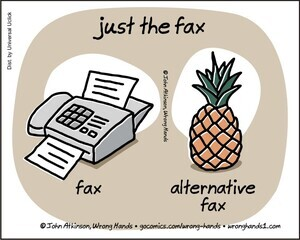 just-the-fax