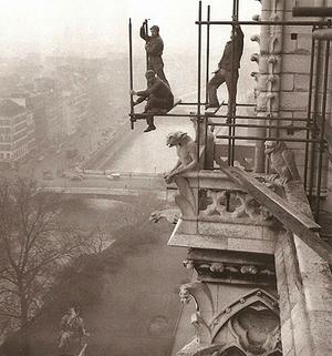 Notre-Dame restoration