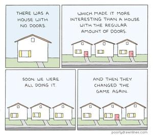 no-doors