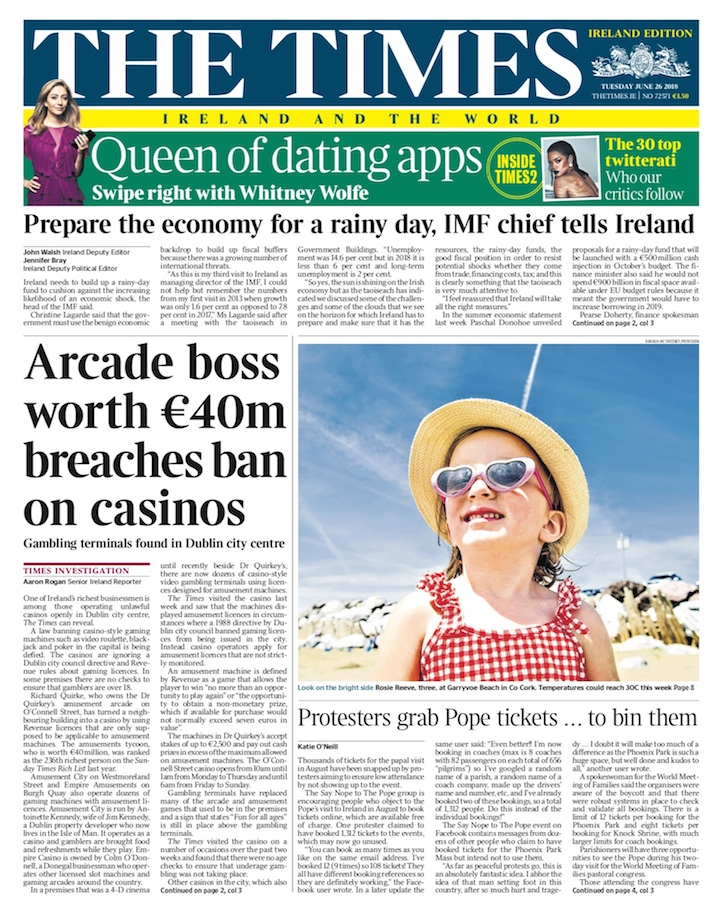 Broadsheet ie | A News Source For The Bewildered | Page 555